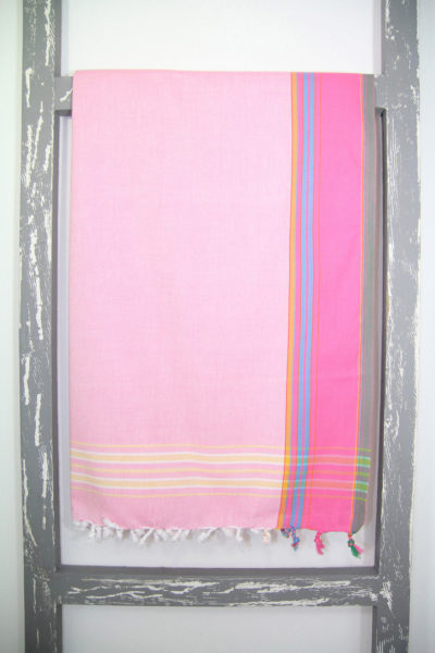 Kikoy Sarong Flamingo Colour