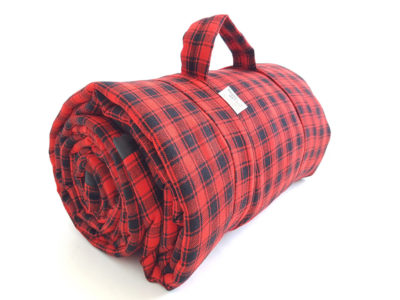 Maasai Shuka Picnic Blanket