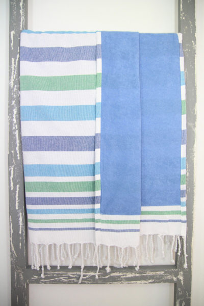 Kikoy Fouta Turkish Beach Towel