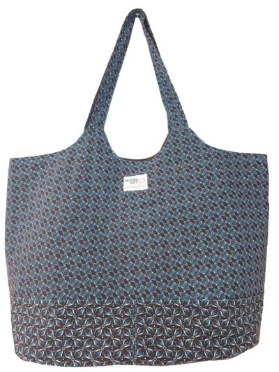 Constantia Design Shweshwe Lekker Bag by Mzansi Gift
