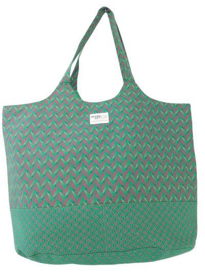 Langa Design Shweshwe Lekker Bag by Mzansi Gift