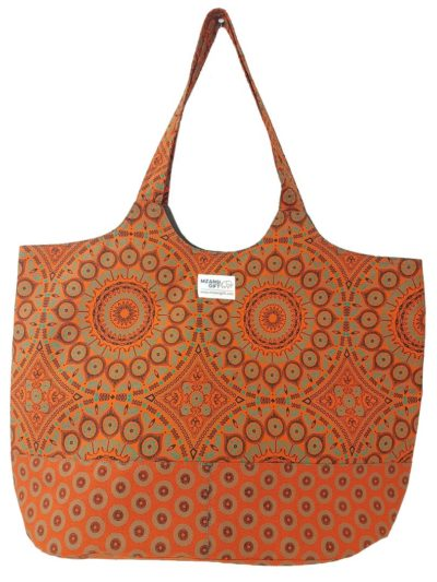Woodstock Design Shweshwe Lekker Bag by Mzansi Gift