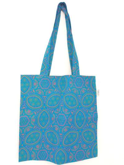 Milnerton Design Shweshwe Tote Bag by Mzansi Gift