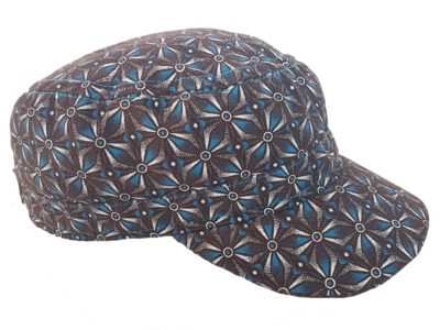 Shweshwe Cap - Kayamandi Design