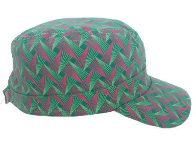 Shweshwe Cap - Langa Design