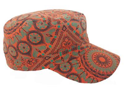 Shweshwe Cap Woodstock Design