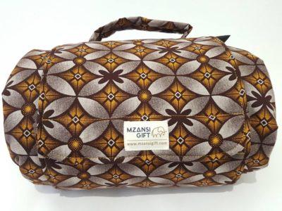 Shweshwe Picninc Blanket - Philippi Gold Design